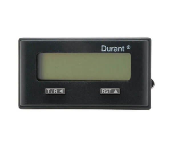 Power Meter LCD Display: displays power (kW) and energy (kWh)